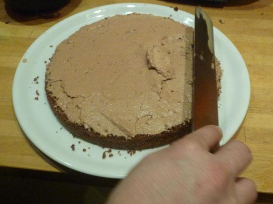 Recette : gâteau d'anniversaire au chocolat
