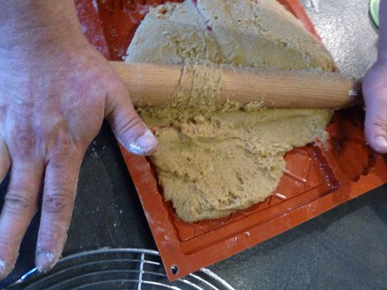 Recette de maison en pain d'épices