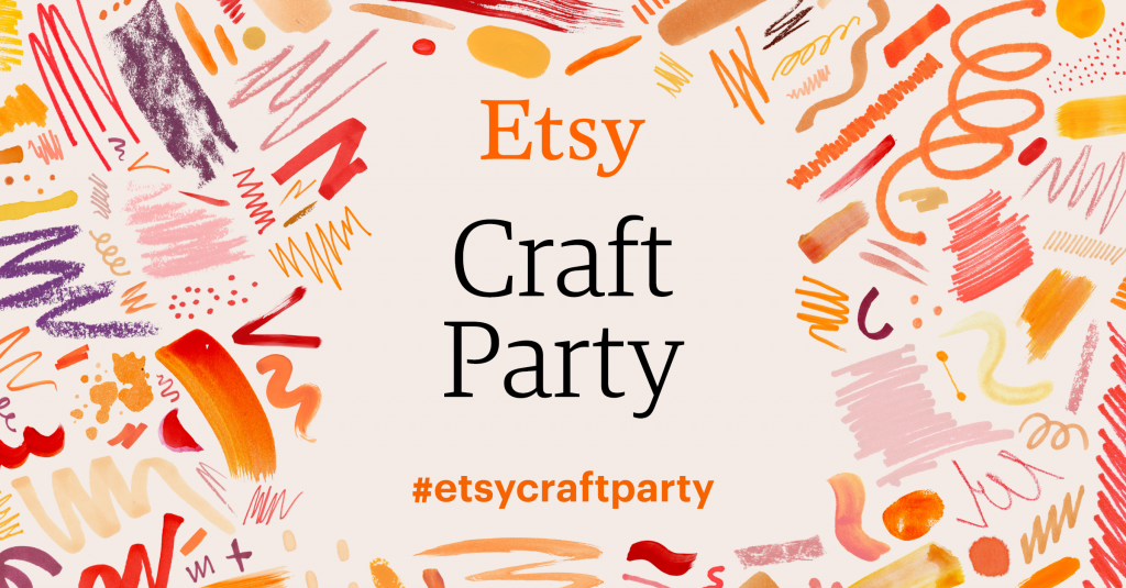 Etsy Craft Party par la Team Petit Paris
