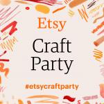 Etsy Craft Party par la Team Petit Paris